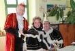 Bürgermeister Mario Haßkarl mit Prinzessin Conny I. & Prinz Kay II.